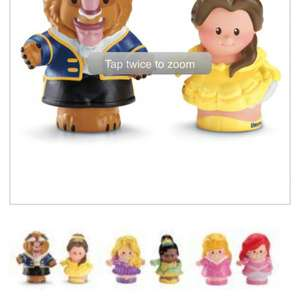 Fisher Price Disney Little People Set 3 for 2 £7.50 @ Boots