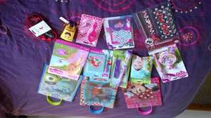 Stocking fillers/Christmas bits £1.00 @ poundland