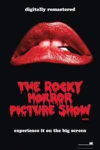 The Rocky Horror Picture Show @ Showcase Cinemas (for 1 week from 31/10/13) - 2 Adults for £5