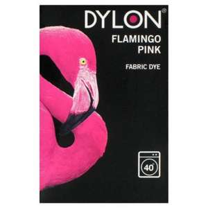 Dylon machine fabric dye 2 for £7 @ Wilkos