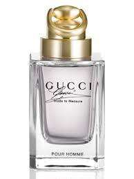 Gucci's 'Made to measure' perfume sample via Facebook
