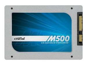 "CRUCIAL M500 - 960GB 2.5"" SSD - Now £369.99 with code @ DABS"
