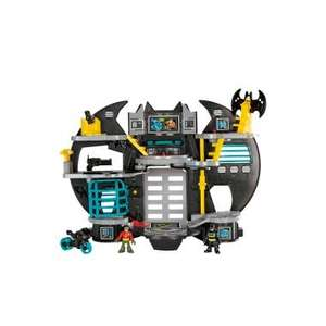 Imaginext Batcave £21.99 with code @ Smyths Toys (£2.99 delivery or free delivery on orders over £39)