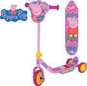 Peppa Pig My First Tri Scooter only £11.00 @ Tesco Direct
