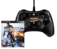 Battlefield 4 Inc. China Rising Expansion Pack DLC + Battlefield 4 Official PS3/Xbox Wired Controller £54.85 Delivered @ Shopto (Price Promise)