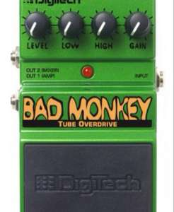 Digitech Bad Monkey Overdrive FX Pedal £25.39 @ Amazon