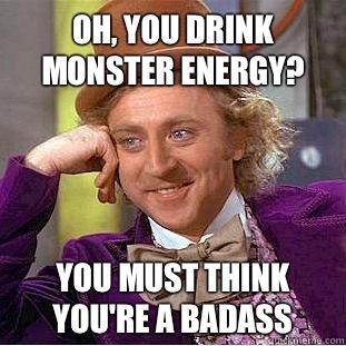 Monster Energy - Khaos/Rehab 79p @ B&M