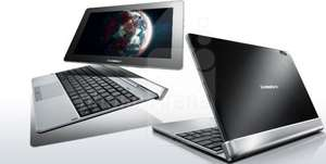 "Lenovo 10.1"" IdeaTab With Keyboard: £199 for 16GB model and £249 for 32GB model"