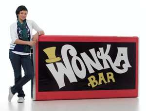 100G Wonka Bars £1.00! At Tesco instore
