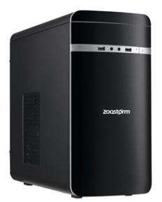 Zoostorm Desktop Intel Core i5-3340 3.1Ghz CPU 8GB Ram 2TB HDD Win 7/8 for £419  (£319 after cashback)  @ Ebuyer with trade-in
