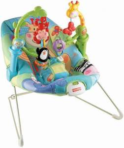 Fisher-Price Discover and Grow Activity Bouncer £24.50 @ Amazon
