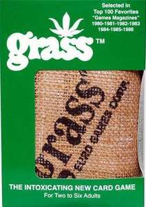 Grass Card Game - £12.46 at Amazon