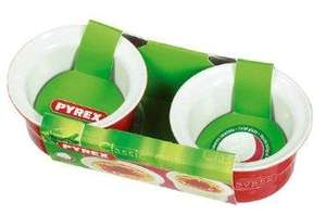 Pyrex Red Classic Ceramic Ramekins 2 for 99p instore Morrisons