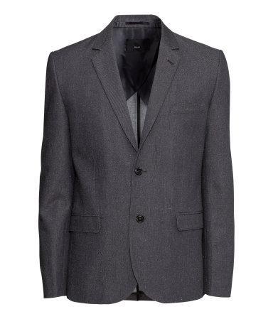 Tweed jacket - £13.90 @ H&M