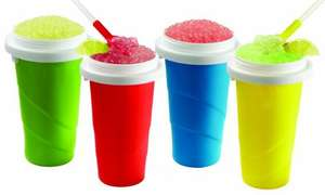 Chill Factor Squeeze Cup Slushy Maker £8.66 + £3.30p&p @ Amazon