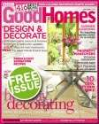 Free copy of BBC Good Homes Magazine - no catches