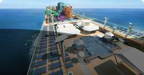 Norwegian Cruise Line Getaway only £89 per adult