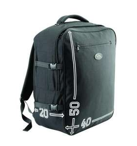 Cabin Max Barcelona with free travel kit - Guaranteed carry on size (50x40x20 cm) - £20