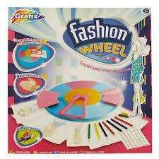 Tesco fashion wheel half price for £7.99 Delivered @ Tesco (Sold by The Entertainer)