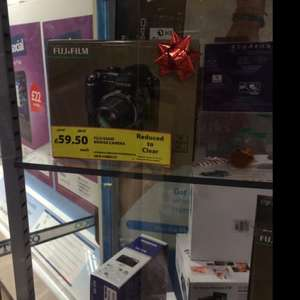 Fuji S4240 Bridge 24x Optical Zoom Camera Tesco instore £59.50