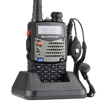 Baofeng UV-5 RA Ham Two Way Radio 136-174/400-480 MHz Dual-Band DT - £30.99 @ Amazon