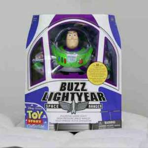 Toy Story Andy's Toy Collection Buzz Lightyear £39.99 in store and online @ Smyths
