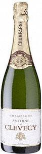 Antoine De Clevecy Champagne Brut, Non Vintage 75cl was 21.99 now £13 @ sainsburys