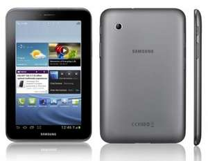 Samsung Galaxy TAB 2 £99.00 Asda instore and online