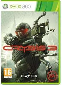 Crysis 3 XBOX 360 £11.85 at Simply Games
