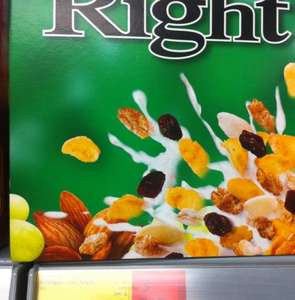 Kellogg's Just Right Cereal 3 for £6 usually £3.14 each @ Asda