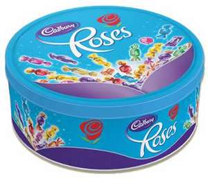Cadbury's Roses/ Heroes/Celebrations / Quality Street 750-850g Tins are Now 2 for £9.00 @ Co Op Food