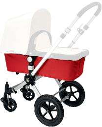 Bugaboo Cameleon Complete Pram with Red Base Price: £639.00 @ Baby and Co