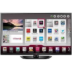 "Brand New LG 60PH660V Full HD 1080p 3D Smart Plasma TV, 60"" with Freeview HD (  wifi ready, dual core processor, 3 HDMI, 2 USB port) for £889.94 + 12 months warranty( including delivery)  from direct tvs (cheaper than Amazon plus possible price match"