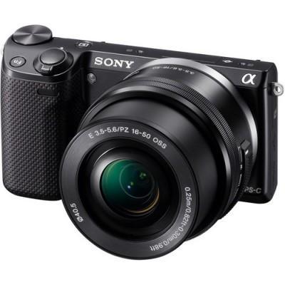 Sony NEX-5R with 16-50mm Lens black £349 @ abc-digital-cameras