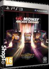 Midway Arcade Origins PS3 Game @ Shopto.net £5.86 *30+ Games Including Smash TV & Pit Fighter!*