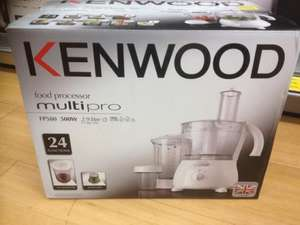Kenwood food processor £22 (Was £60) @ Tesco