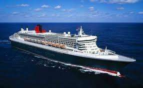 Southampton to Hamburg - 2 night mini cruise on the Cunard QM 2 - £149pp