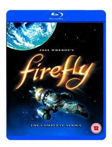 Firefly - The Complete Series [Blu-ray] £7.73 @ Amazon