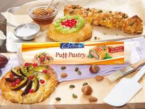 Puff Pastry 69p at lidl