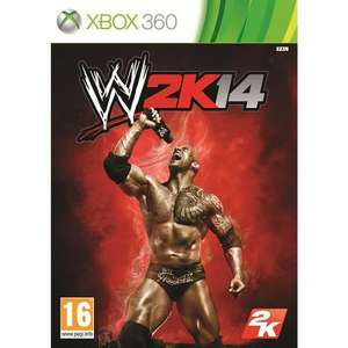 WWE 2K14 Game - PS3 & Xbox 360 - £35 @ Asda Direct & Amazon