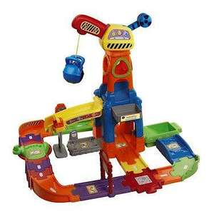 Toot Toot Drivers Construction Site (Multi-Coloured) £19.99 @ Amazon