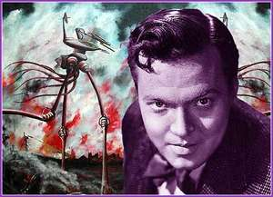 Free  Audio Downloads -  Orson Welles - The War of the Worlds - Both Original 1938 Broadcast  &  The Remix Project  -  Free Downloads  @ Archive.org