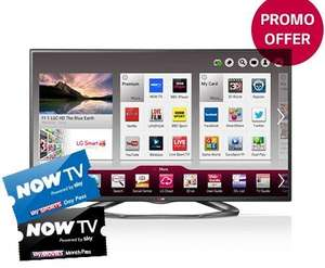 LG 42LA620V 42 inch 3D SMART WIfi LED TV from cheapelectricals.co.uk - £505.95 delivered
