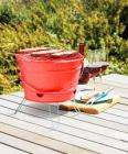 Bucket BBQ - Red Was: £15.99 Save: £8.00  Now: £7.99