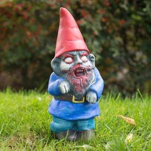 Zombie Gnome £14.99 @ gettingpersonal