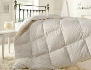 Silentnight Goose Feather and Down 10.5 tog Duvet - King - £33.98 delivered @ The Bedding Company