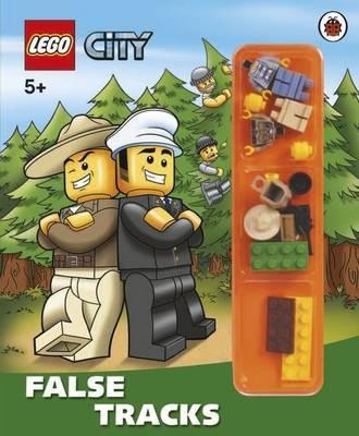 Ladybird Lego City False Tracks book (includes 2 figures) £1.99 @ Quality Save instore