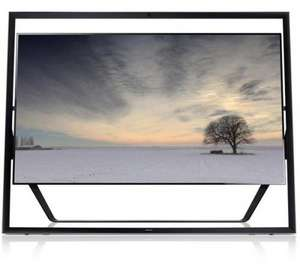 "SAMSUNG UE85S9STXXU Smart 3D 4K Ultra HD 85"" LED TV £34999 @ CURRYS"