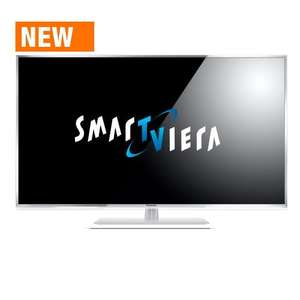 Panasonic 42 inch smart 3d led tv £549.98 with 5 year warranty @ DirectTVs