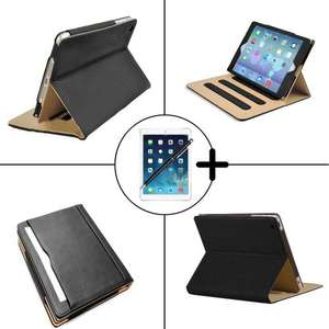 Ipad Air Leather Wallet Smart Flip Case-£1.99 including postage @ BlueByte Ltd / Amazon